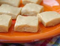 fudge z masłem orzechowym