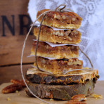 ciasto  z orzechami pekan