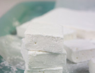waniliowe marshmallows