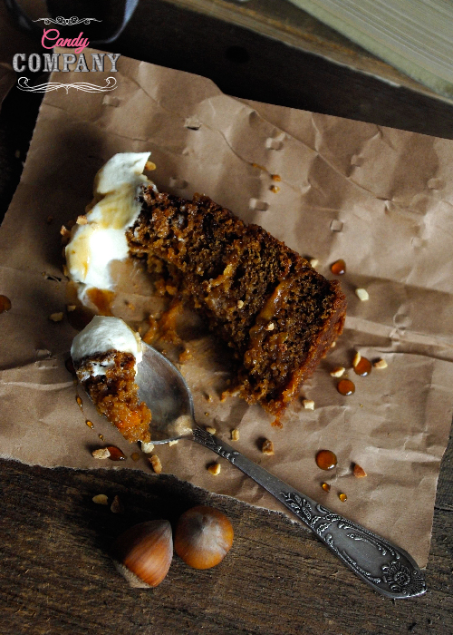ciasto z melasą