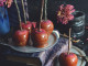 Easy caramel apples, no corn syrup. Great for Autumn parties