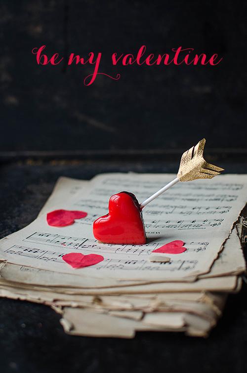 Valentine cake pops czekoladowe serduszka