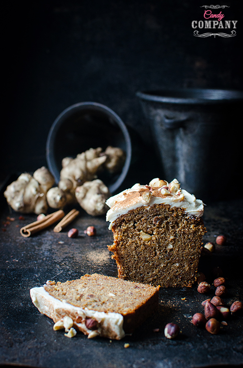 Healthy Jerusalem artichoke cake recipe, no sugar added! Easy and delicious . Food photography by Candy Company