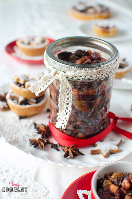 Traditional mincemeat recipe