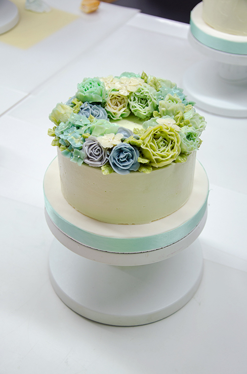 korean buttercream