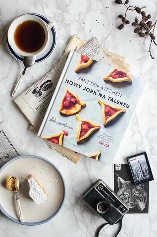 Nowy York na talerzu książka Sitten Kitchen