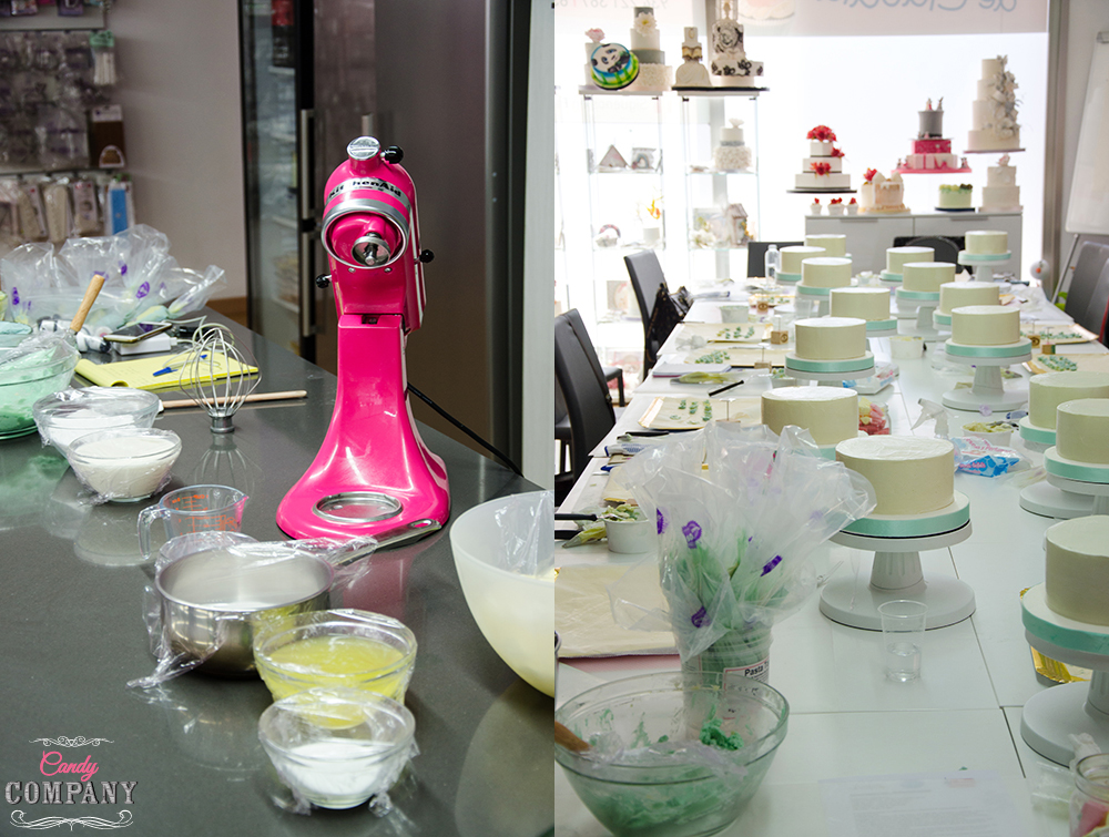 korean buttercream workshops