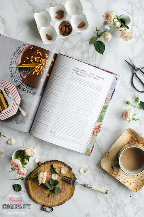 Zdrowe desery i wypieki ksiazka Henrietta Inman