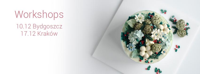 warsztaty z dekorowania tortów candy company