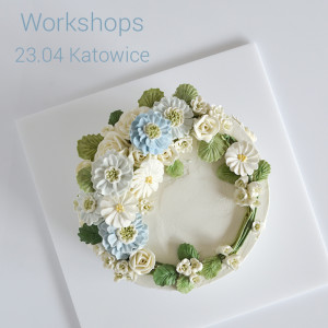 buttercream flower cake workshops