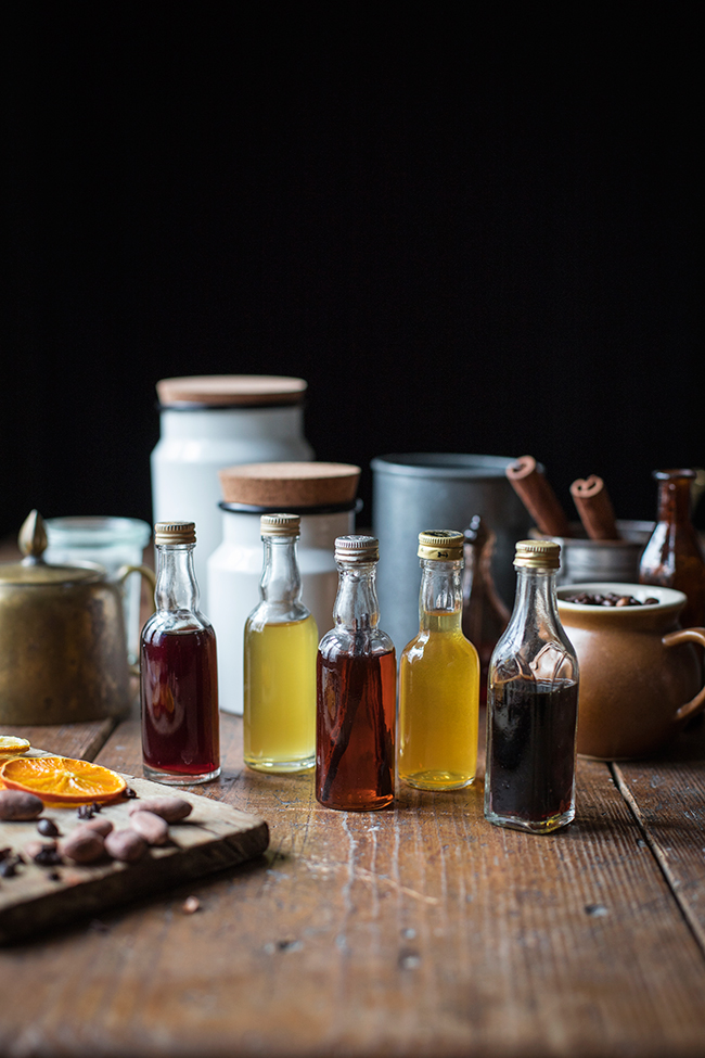 homemade natural extracts recipe