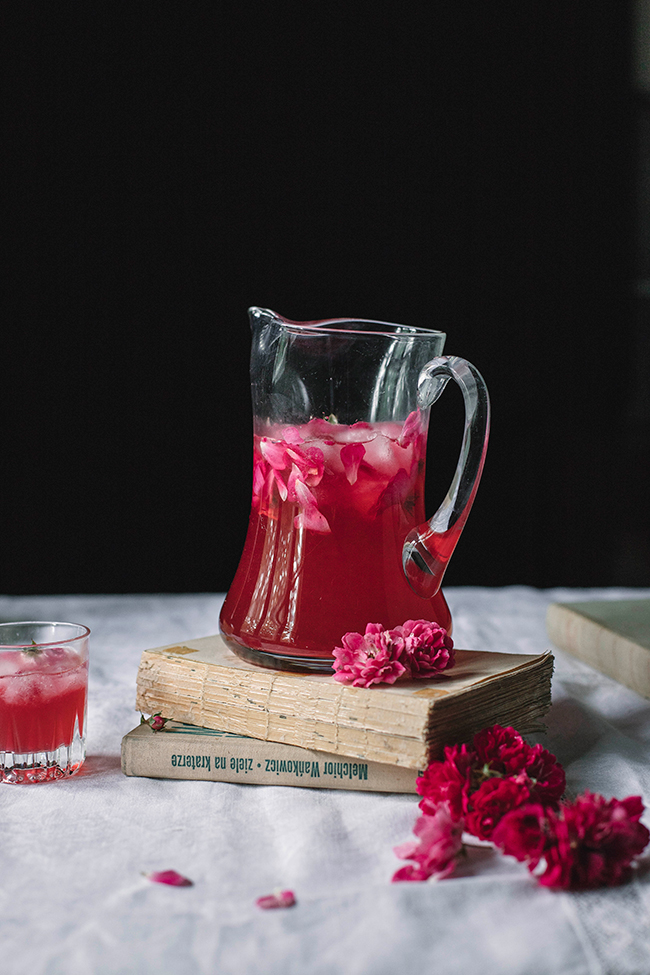 Best ever lemonade - rose lemonade recipe by Candy Company