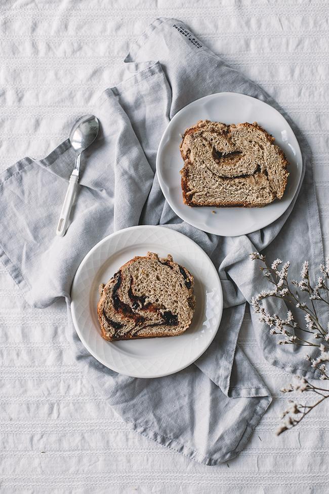 piernikowe ciasto drożdżowe